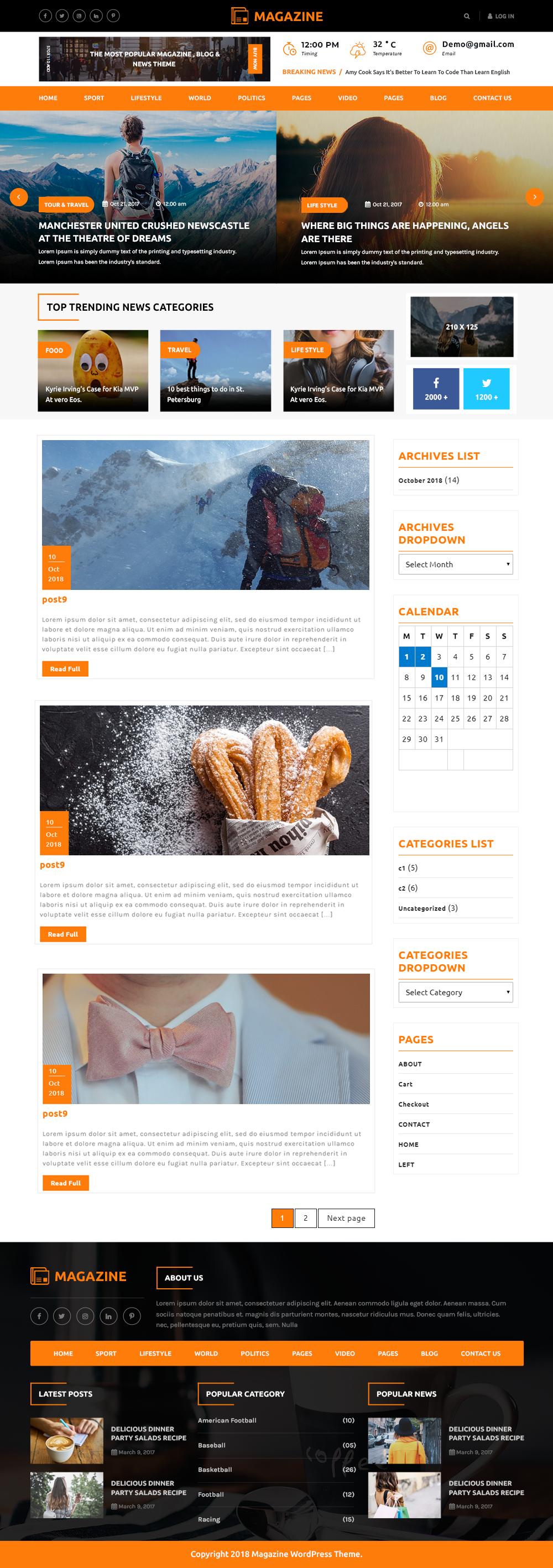 magazine-wordpress-theme-free