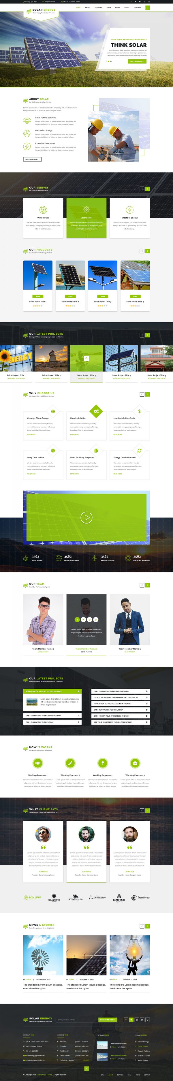 Solar-Energy-WordPress-Theme